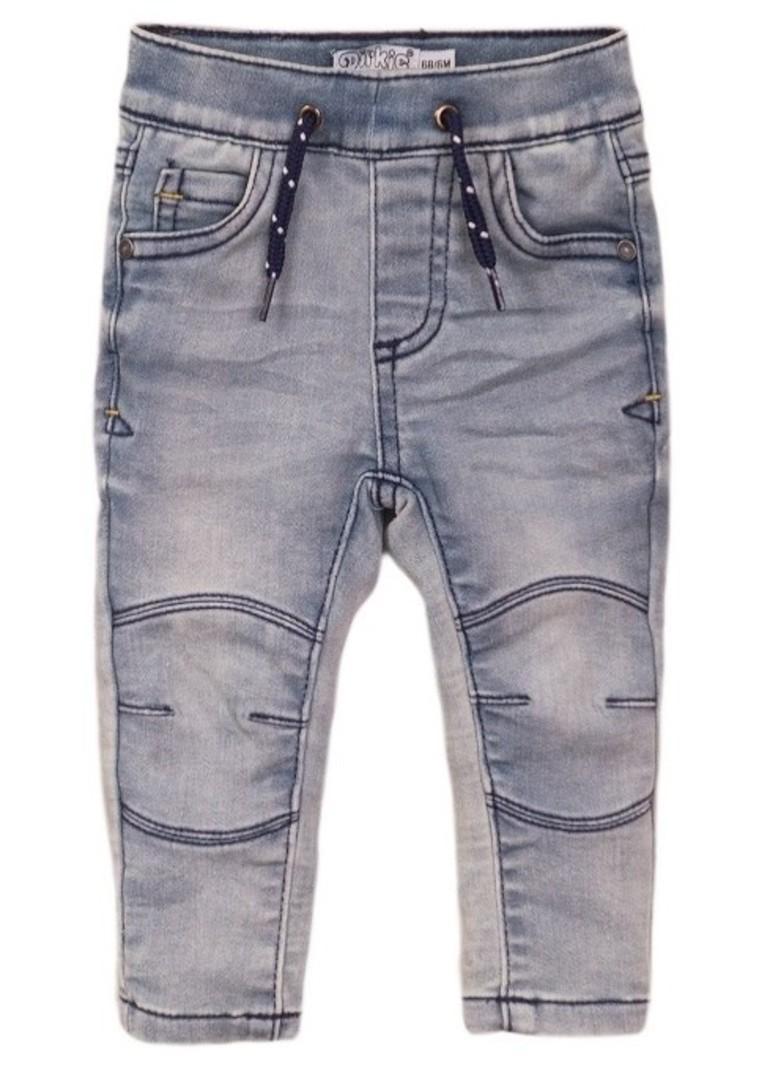 Dirkje jongens jeans / lange broek blauw