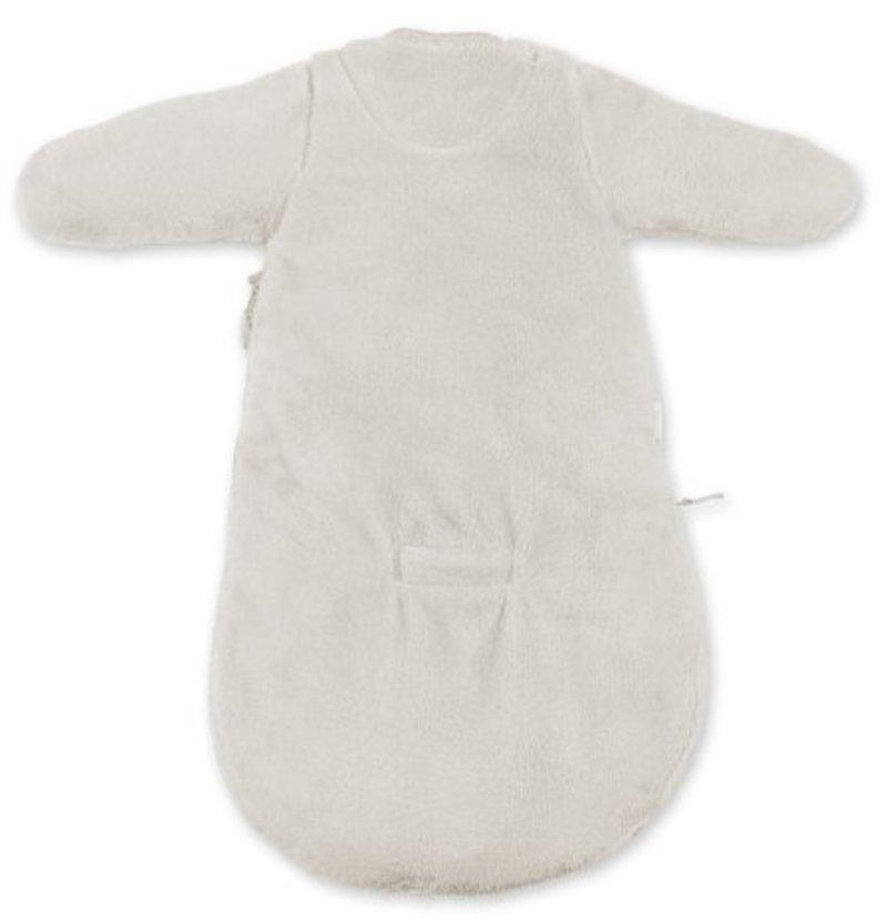 Bemini 0-3mnd Baby Newborn Wwinterslaapzak met Wantjes Beige Softy Sesame 2.5 Tog