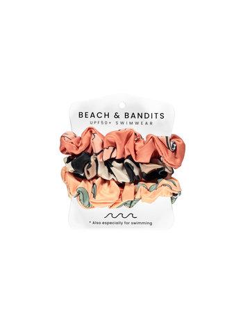 Beach & Bandits Scrunchies leopard shark - 3 stuks