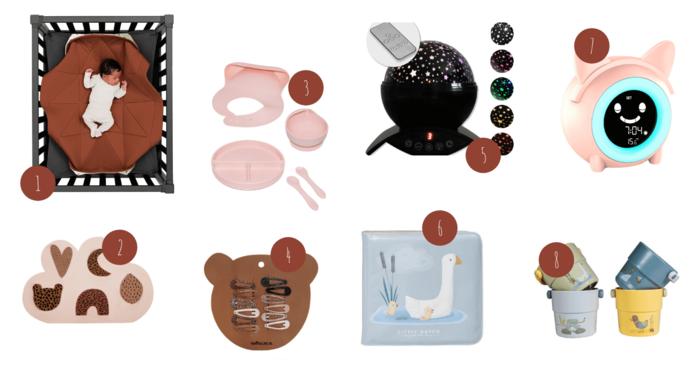 Top 8 Sinterklaas Cadeautjes voor Baby's