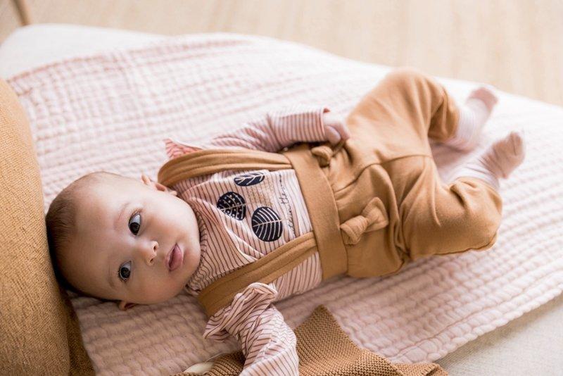 Dirkje 2-delig setje baby Meisje Little and Cute
