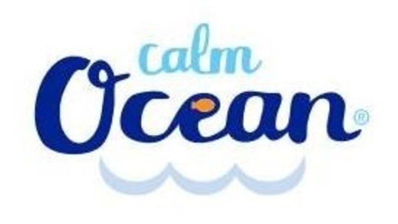 Pabobo Onderwaterprojector XXL Calm Ocean Blauwe Ster met Vissen   Timer   Huilsensor   Muziek   White Noise