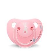 fopspeen Anatomical Pink Bunny 0-6 maanden