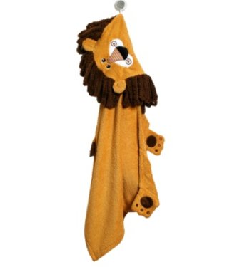 Zoocchini bathcape Leo the Lion