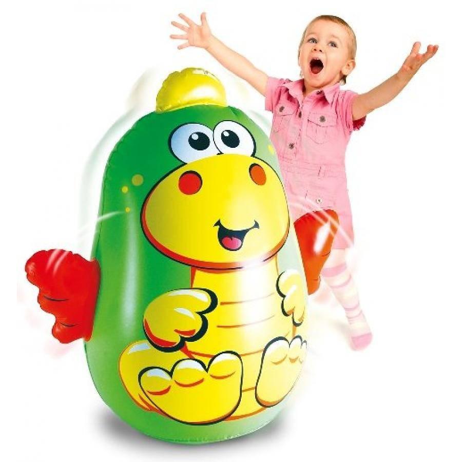 Opblaasbaar speelgoed van Play WOW nieuw bij Ikbenzomooi.nl!