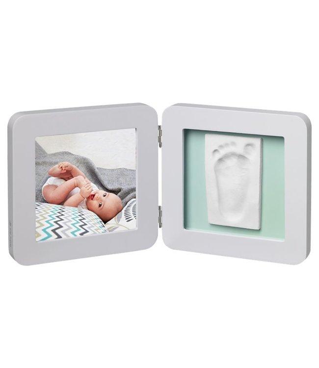 Baby Art dubbel fotolijstje met afdruk My Baby Touch Pastel