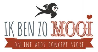 Ik Ben Zo Mooi hippe babykleding, kinderkleding en lifestyle webshop