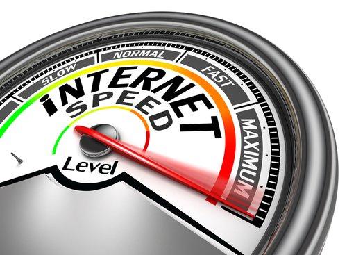 Snelheid website webwinkels outlet test