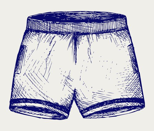 Peepholes en boxershorts