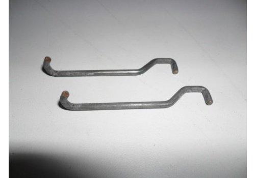 Rod of trunk lock 3286658-4 Volvo 340, 360