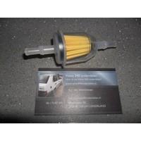 Brandstoffilter benzinefilter 464728 NIEUW Volvo 66, 240, 260, 340, 360, 440, 460, 480, 740, 760