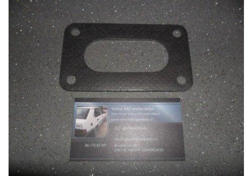 Foot gasket metal Weber carburetor 3267284 NEW Volvo 240, 340 and 740