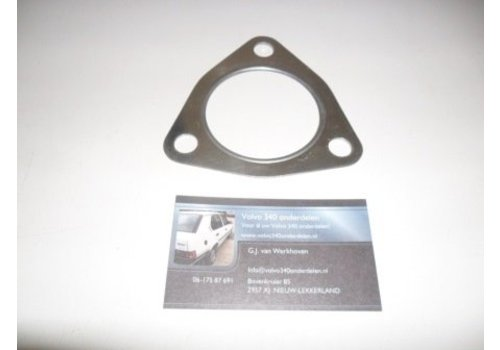 Exhaust gasket 3210477 NEW catalyst side Volvo 340