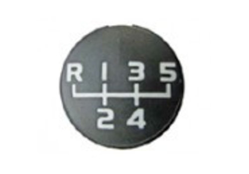 Poker button cover MK47 / M47R 1209361 NEW Volvo 200, 300 series