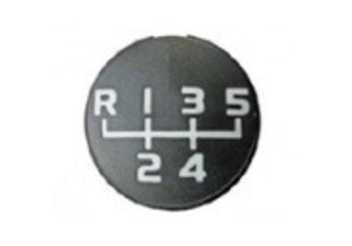 Pook knop kapje MK47/M47R 1209361 NIEUW Volvo 200, 300-serie