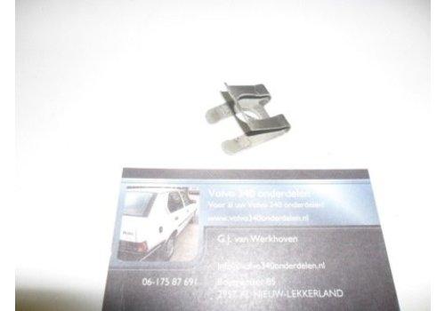 Borgclip t.b.v. borgpen schakelstang Volvo 340 CVT