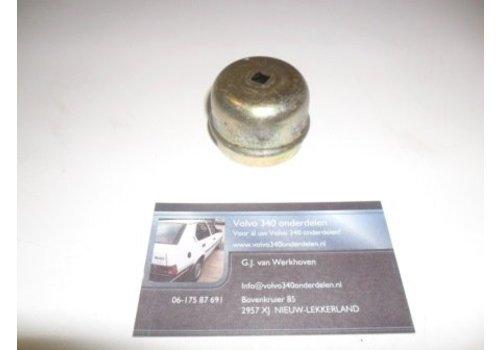 Naafkapje voorwiel Links 3101142-2 gebruikt Volvo 340, 360