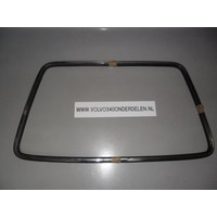 Chrome rear window frame up to CH.120999 used Volvo 343, 345