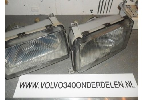 Head light L / R - vanaf '82 Volvo 340/360