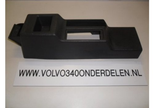 Tunnel console with ashtray behind handbrake used Volvo 340, 360