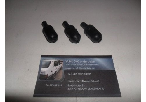 Rubbers for mounting EMVK and two-way valve 3101787 NOS Volvo 66, 300 series