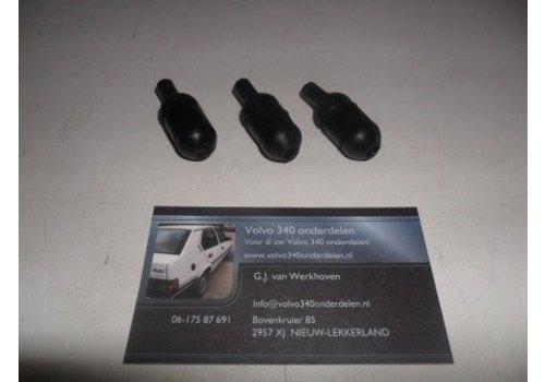 Rubbers tbv montage EMVK en tweewegklep 3101787 NOS Volvo 66, 300-serie