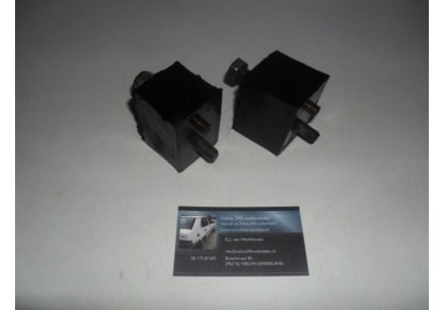 Engine support rubber rear (old models) 3100791 used Volvo 66, 343, 340