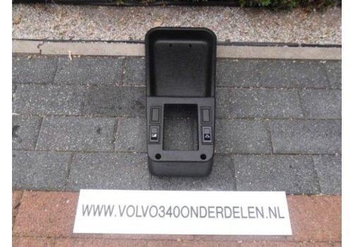 Dashboard frame om schakelpook '81 3278884-6 Volvo 343