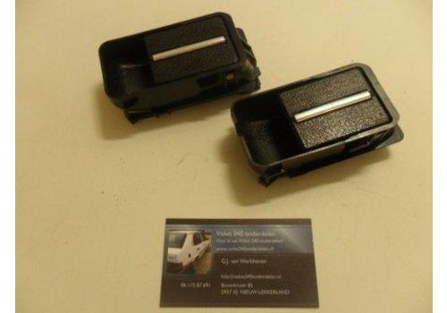 Door handle interior black 3276052-2 NOS Volvo 343, 345