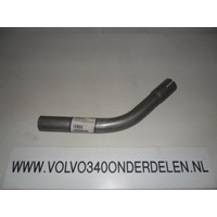 Exhaust pipe short bend 3210190 NEW Volvo 340, 360