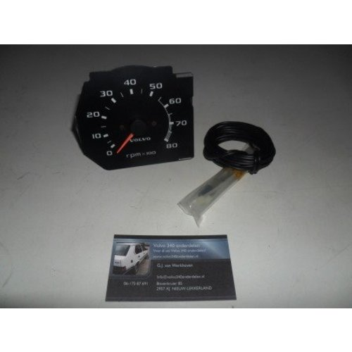 Speed ​​counter clock Smiths 3340001 NEW Volvo 340