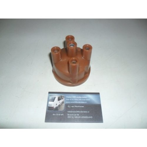 Distributor cap with clip lock. 3100771 NEW DAF / Volvo 66, 300 series