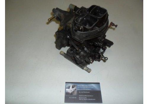 Carburetor Weber 32DIR73 uses Volvo 343, 345, 340