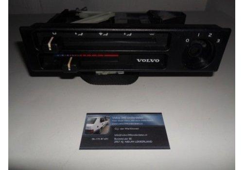 Kachelschuif/ventilator bediening Volvo 340, 360