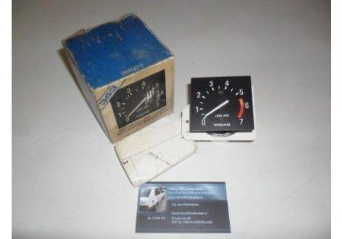Toerenteller klok Smits 3284522-0 NIEUW Volvo 343