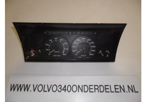 Counter clock speedometer unit Smits 000352 Volvo 340, 360