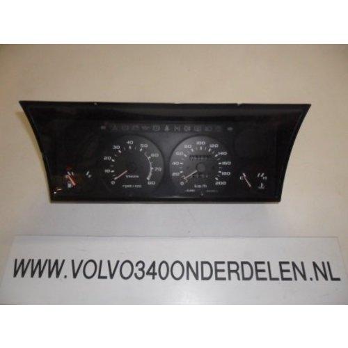 Speedometer unit Smits 000352 used Volvo 340, 360