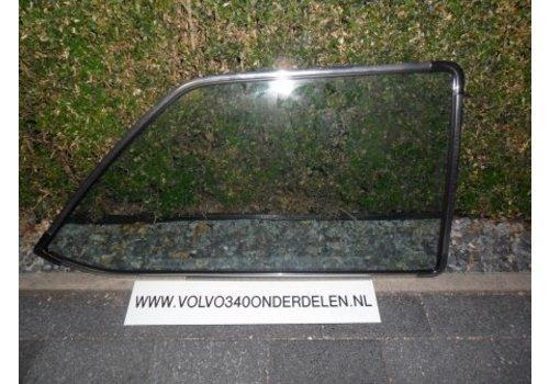 Rear window 3-drs rh 3280902 new Volvo 340, 360