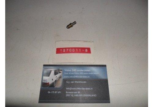 Sproeiermond stationair sproeier B14.3e motor 1270011-8 NIEUW Volvo 340