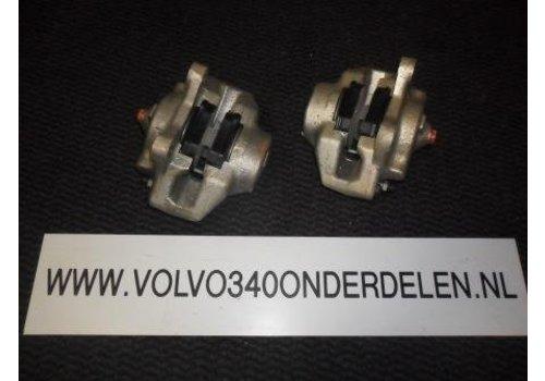 Brake caliper double piston L / R 3265983/3265984 NEW Volvo 343, 345