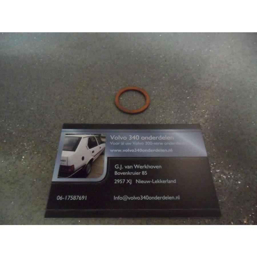 Carterplug ring B14/B172/B200/B230 motor 3343859 NIEUW Volvo 300, 700, 900-serie