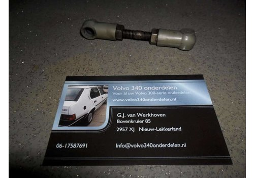 Gasstang Weber carburateur B14 motor 8426331-8 Volvo 343,345,340