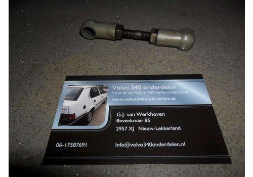 Throttle linkage weber carburettor Volvo 343,345,340