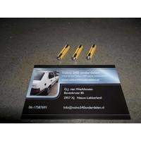 Zekering porselein 5 Amp NIEUW Volvo 300 serie