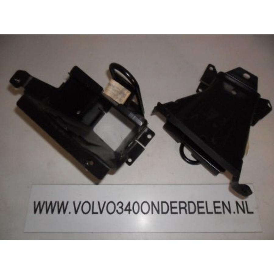 Bumpersteun kokerbalk vk L / R 3342286-6 / 3342287-4 vanaf ch.121000 NIEUW Volvo 340, 360