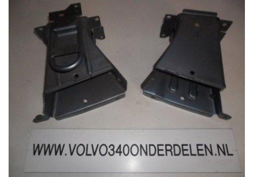 Bumpersteun kokerbalk vk L / R 3287103 / 3287104 tot ch.120999 NIEUW Volvo 340, 360