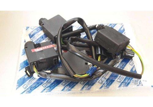 Portiervergrendeling set motor 3344453 / 3445975 NIEUW Volvo 400-serie