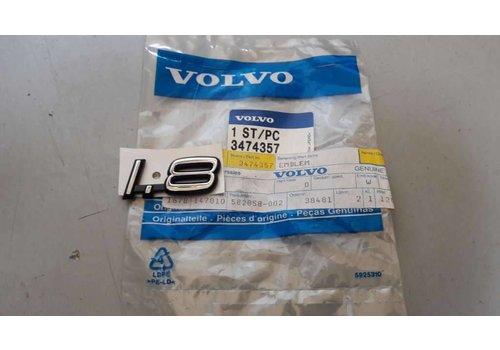 Embleem 1.8 3474357 NIEUW Volvo 440