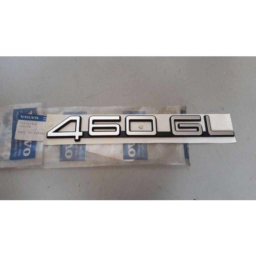 Emblem 460 GL 3454085-6 NEW Volvo 460