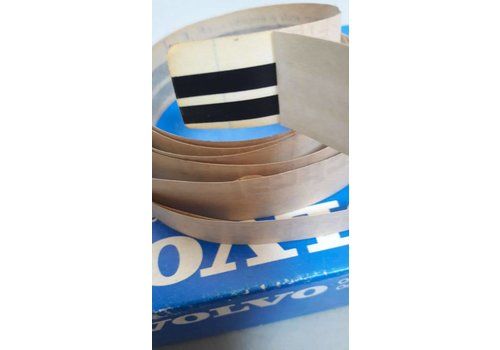 Striping bies black 3102745-1 NEW Volvo 340, 360